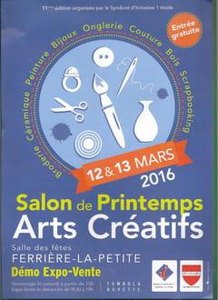 Denis meunier 61 ans ferriere la petite paris - Salon des arts creatifs ...